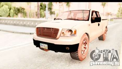 Ford F-150 4x4 2008 для GTA San Andreas