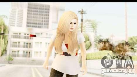 Adele для GTA San Andreas