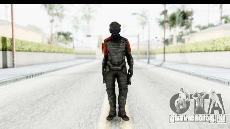 Homefront The Revolution - KPA v5 Camo для GTA San Andreas второй скриншот