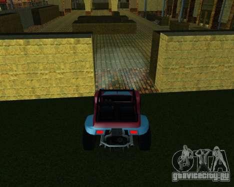 Новый Вокзал для GTA San Andreas шестой скриншот
