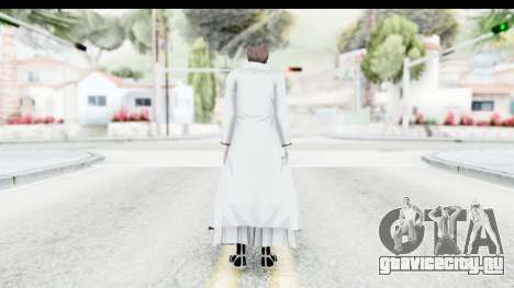Bleach - Aizen для GTA San Andreas третий скриншот