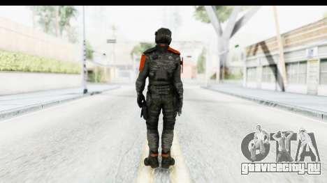 Homefront The Revolution - KPA v5 Camo для GTA San Andreas третий скриншот