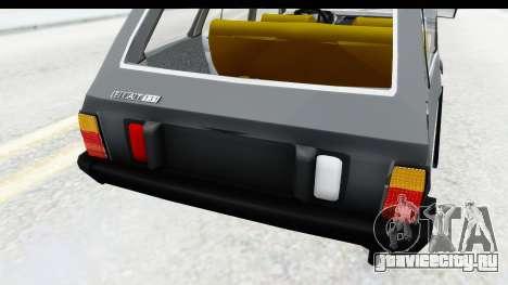 Fiat 131 Panorama для GTA San Andreas вид сбоку