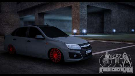 Lada 2190 (Granta) Sport для GTA San Andreas