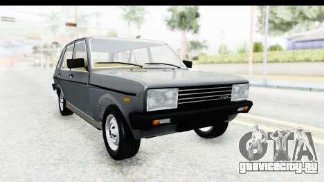 Fiat 131 Panorama для GTA San Andreas