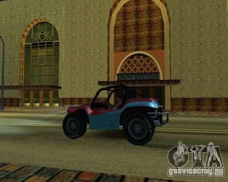 Новый Вокзал для GTA San Andreas седьмой скриншот