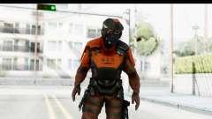 Homefront The Revolution - KPA v4 Red для GTA San Andreas