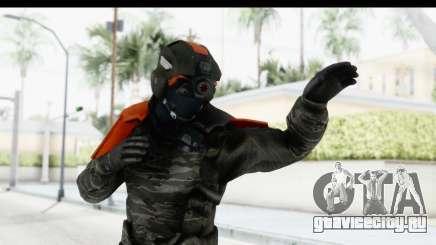 Homefront The Revolution - KPA v5 Camo для GTA San Andreas