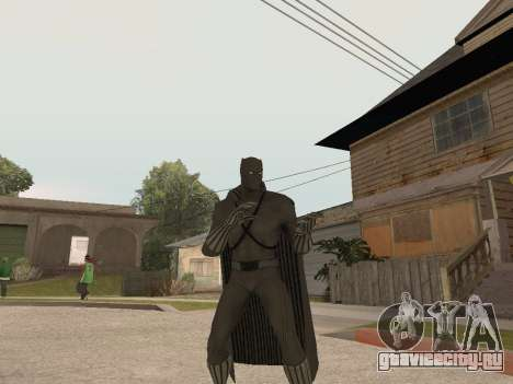 Marvel: Ultimate Alliance 2 - Black Phanter для GTA San Andreas третий скриншот