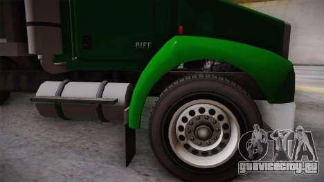 GTA 4 HVY Biff для GTA San Andreas вид сзади слева