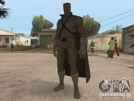 Marvel: Ultimate Alliance 2 - Black Phanter для GTA San Andreas