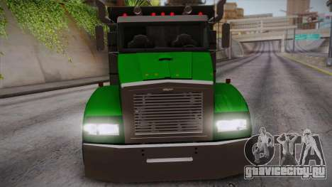 GTA 4 HVY Biff для GTA San Andreas вид справа