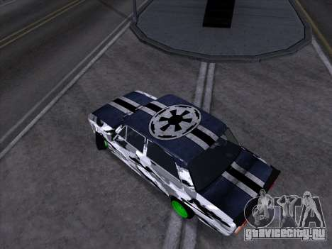 ВАЗ 2101 Гоночный Болид 2 для GTA San Andreas вид справа
