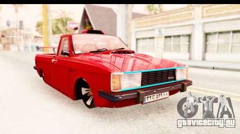 Peykan Pickup Full Sport Iranian для GTA San Andreas