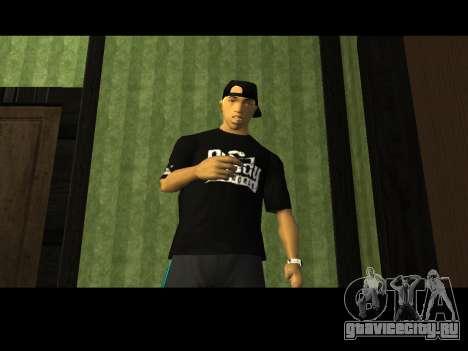 White CJ v3 Improved для GTA San Andreas пятый скриншот
