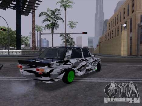 ВАЗ 2101 Гоночный Болид 2 для GTA San Andreas вид слева