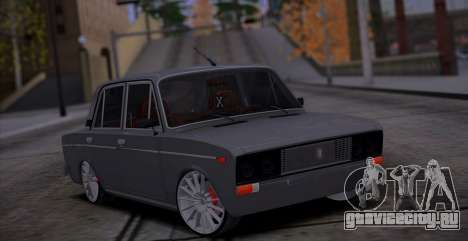 ВАЗ 2106 Авто Звук для GTA San Andreas