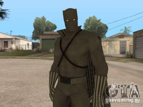 Marvel: Ultimate Alliance 2 - Black Phanter для GTA San Andreas второй скриншот