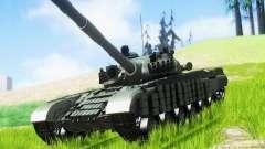 Т-72 Модифицированный для GTA San Andreas