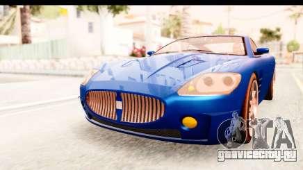 GTA EFLC TBoGT F620 v2 для GTA San Andreas