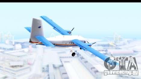 DHC-6-400 RCMPGRC для GTA San Andreas вид слева