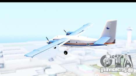 DHC-6-400 RCMPGRC для GTA San Andreas вид справа