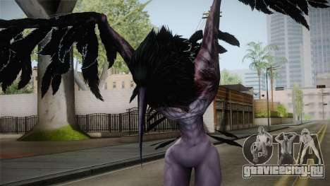 Crow Demon from Dark Souls для GTA San Andreas