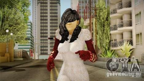 Exmachina Lace (Rachael RE) для GTA San Andreas