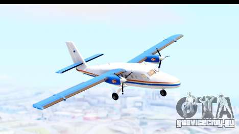 DHC-6-400 RCMPGRC для GTA San Andreas