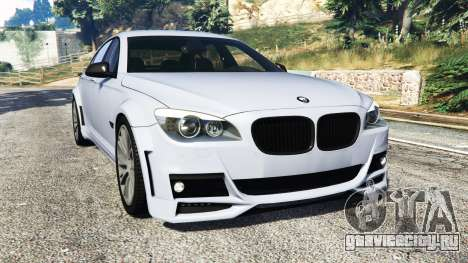 BMW 760Li (F02) Lumma CLR 750 [replace] для GTA 5