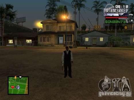C-HUD Party Maker для GTA San Andreas