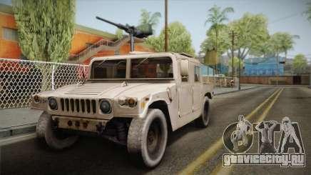 HMMWV Humvee для GTA San Andreas