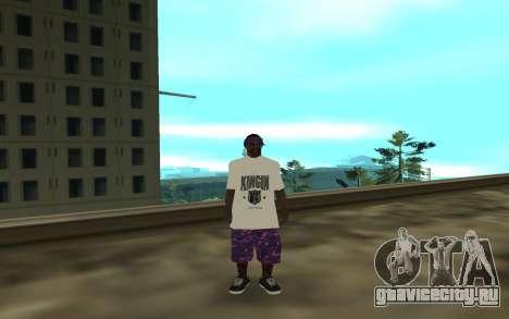 The Ballas 3 для GTA San Andreas