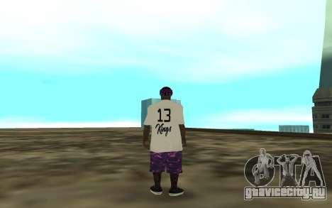 The Ballas 3 для GTA San Andreas третий скриншот