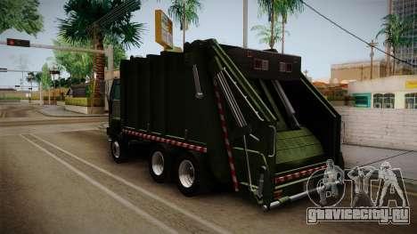 Ford Cargo Trashmaster 1992 для GTA San Andreas