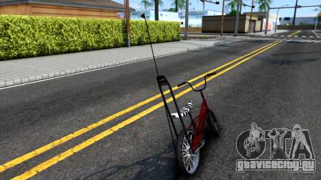 GTA SA Bike Enhance для GTA San Andreas