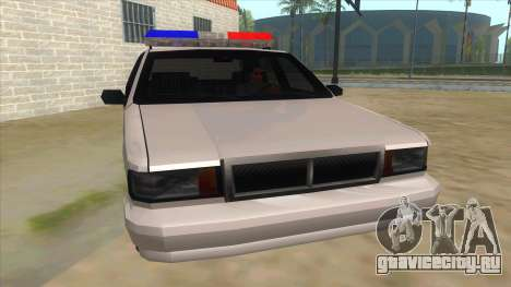 1992 Declasse Premier Angel Pine PD для GTA San Andreas вид сзади