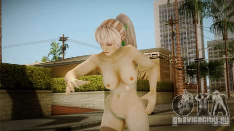 Kasumi from DevientArt Nude для GTA San Andreas