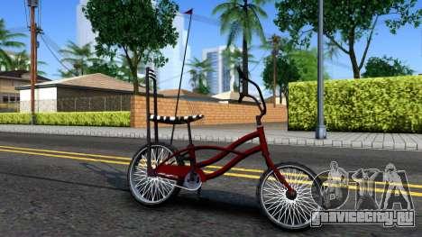 GTA SA Bike Enhance для GTA San Andreas