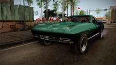 Chevrolet Corvette Coupe 1964 для GTA San Andreas