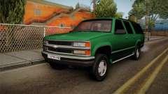 Chevrolet Suburban GMT400 1998 для GTA San Andreas