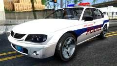 Declasse Merit Metropolitan Police 2005 для GTA San Andreas