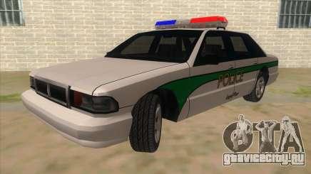 1992 Declasse Premier Angel Pine PD для GTA San Andreas