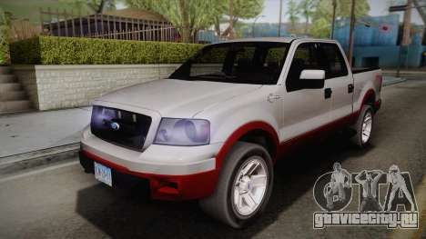 Ford F-150 King Ranch 2005 для GTA San Andreas