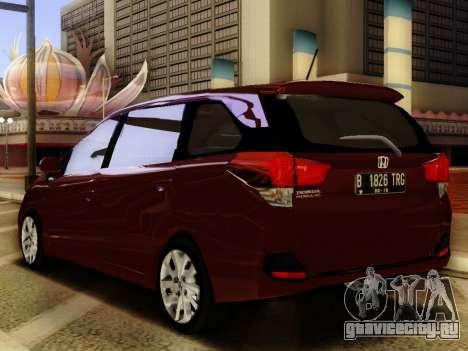 Honda Mobilio для GTA San Andreas вид слева