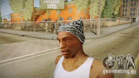 Зимняя Шапка для GTA San Andreas