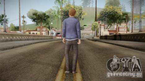 Life Is Strange - Nathan Prescott v1.2 для GTA San Andreas третий скриншот