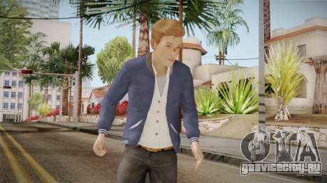 Life Is Strange - Nathan Prescott v1.4 для GTA San Andreas