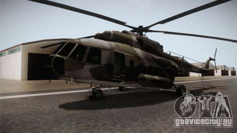Mi-8 для GTA San Andreas