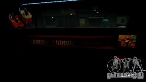 Stretch Mammoth для GTA 4 вид изнутри